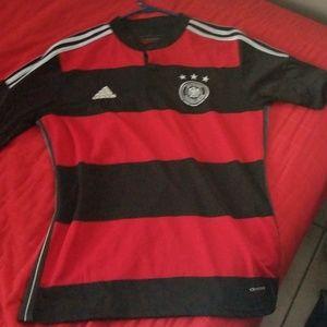 Adidas soccer Tshirt